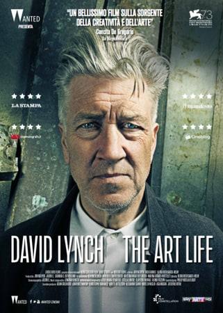 locandina di David Lynch: The Art Life
