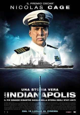 locandina di USS Indianapolis