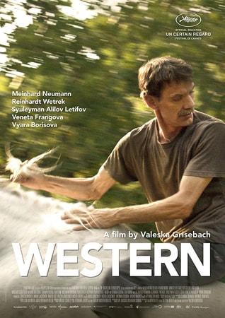 locandina di Western