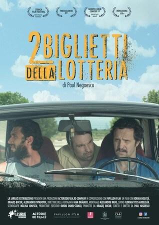 locandina di 2 biglietti della lotteria