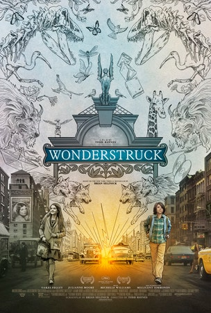 locandina di Wonderstruck - La stanza delle meraviglie