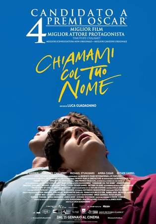 locandina di Chiamami col tuo nome