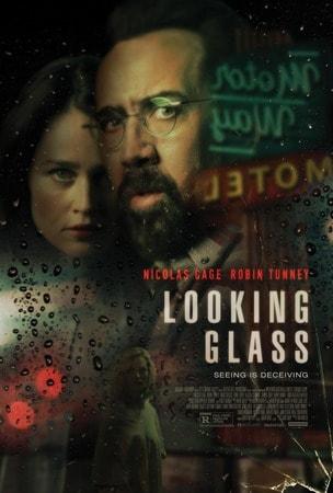 locandina di Looking Glass - Oltre lo specchio