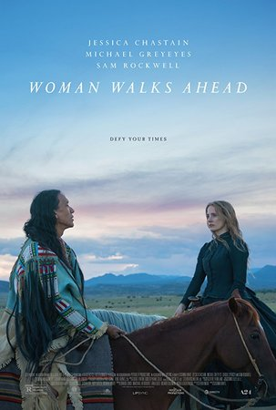 locandina di Woman Walks Ahead