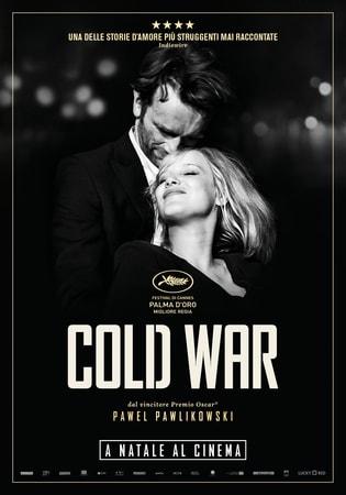 locandina di Cold War