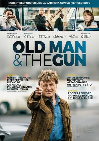 locandina di The Old Man & the Gun