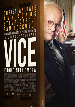 locandina di Vice - L'uomo nell'ombra