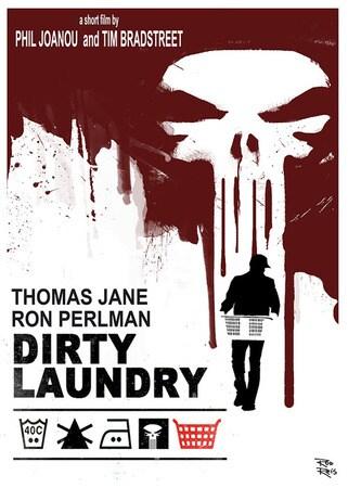 locandina di The Punisher: Dirty Laundry