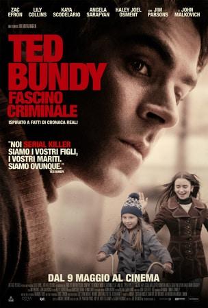 locandina di Ted Bundy - Fascino criminale