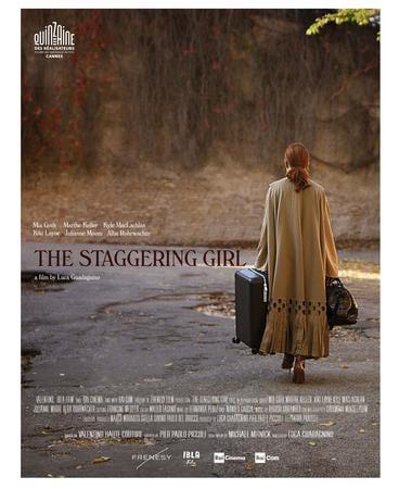 locandina di The Staggering Girl