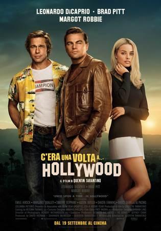 locandina di C'era una volta a... Hollywood