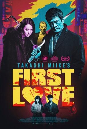 locandina di First Love