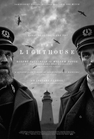 locandina di The Lighthouse
