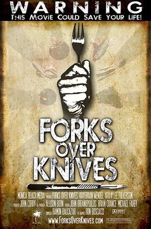 locandina di Forks Over Knives