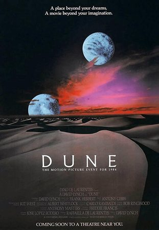 locandina di Dune