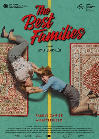 locandina di The Best Families