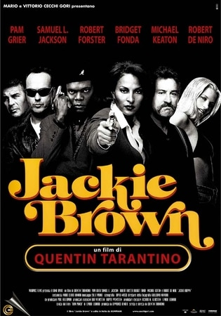 locandina di Jackie Brown