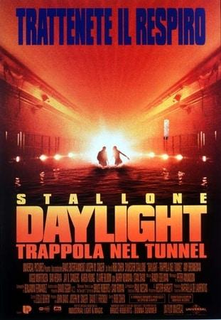 locandina di Daylight. Trappola nel tunnel