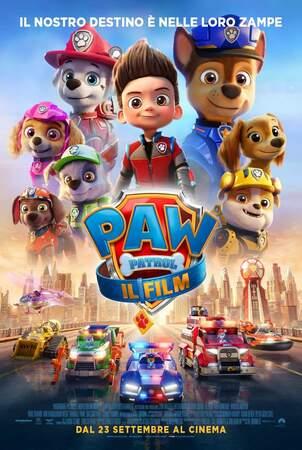 locandina di Paw Patrol: Il film