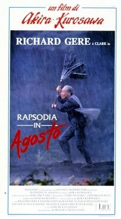 locandina di Rapsodia in agosto