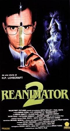 locandina di Re-Animator 2