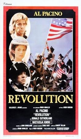 locandina di Revolution