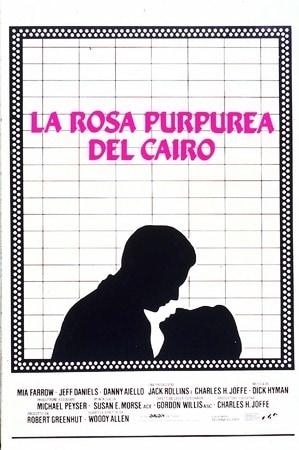 locandina di La rosa purpurea del Cairo