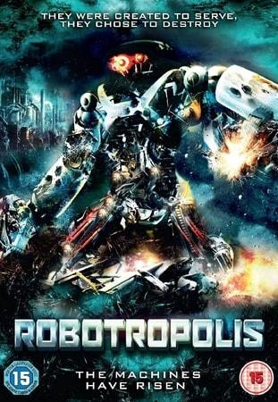 locandina di Robotropolis