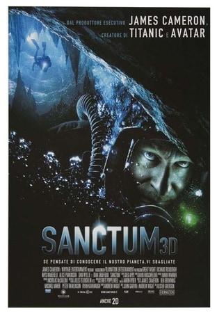 locandina di Sanctum