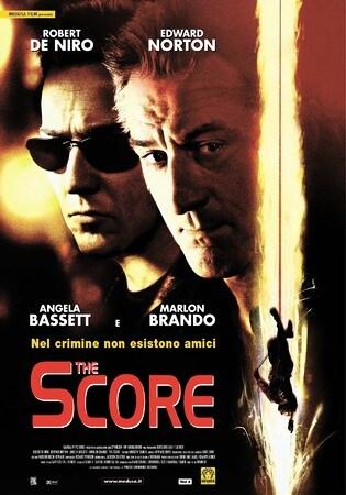 locandina di The Score