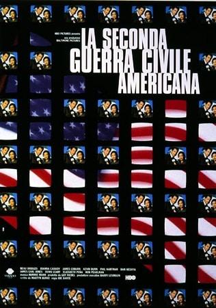 locandina di La seconda guerra civile americana