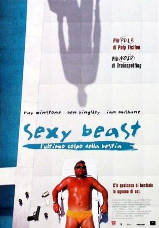 locandina di Sexy Beast