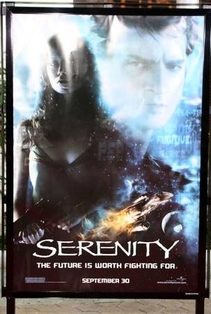 locandina di Serenity