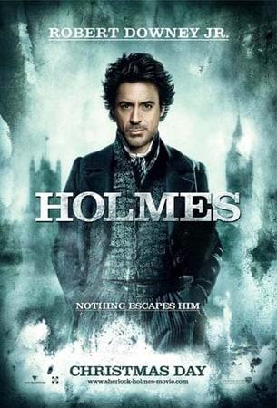 locandina di Sherlock Holmes