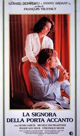 Recensione su la signora della porta accanto 1981 di - La porta di anne recensione ...