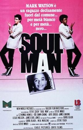 locandina di Soul Man