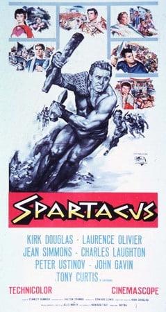 locandina di Spartacus