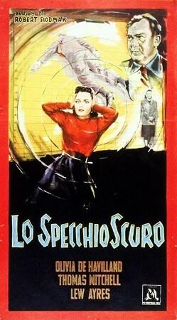 Recensione Su Lo Specchio Scuro 1946 Di Jonas