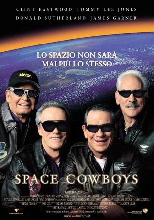 locandina di Space Cowboys