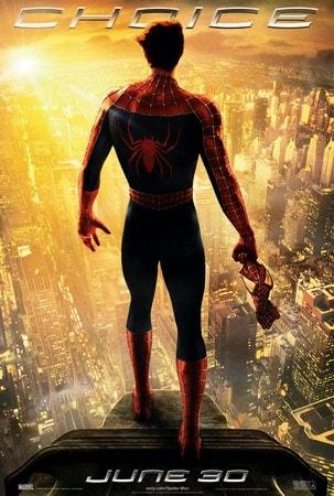 locandina di Spider-Man 2