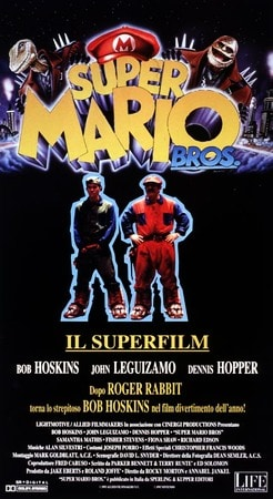 locandina di Super Mario Bros