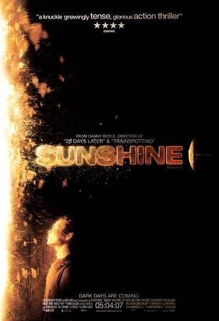 locandina di Sunshine