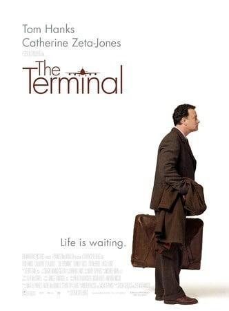 locandina di The Terminal