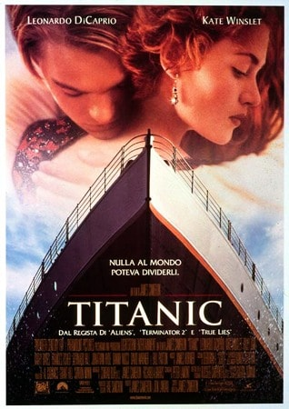 locandina di Titanic