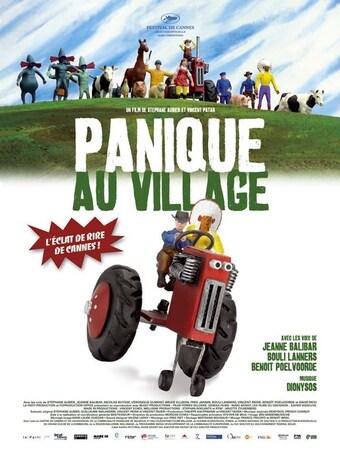 locandina di Panico al villaggio