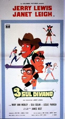 Recensione su tre sul divano 1966 di fabio1971 for Divano wonder