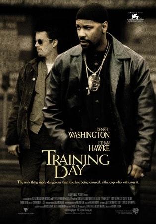 locandina di Training Day