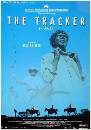 locandina di The Tracker