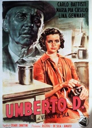 locandina di Umberto D
