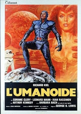 locandina di L'umanoide